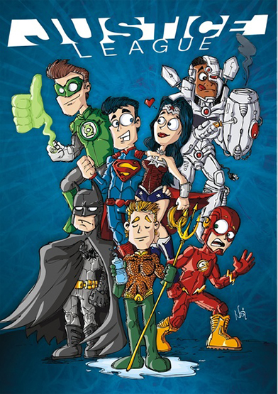 DC_Fan_Art_20_Justice-League