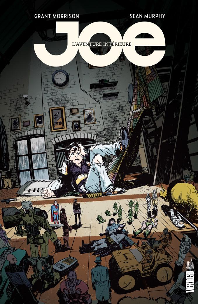 Urban Comics: Les Sorties du Vendredi 21 Décembre 2012 6