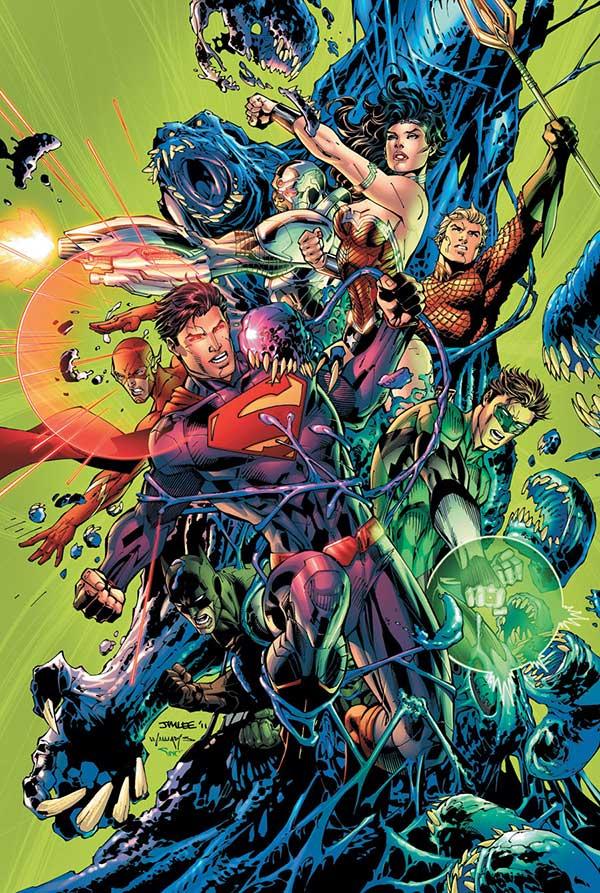 Review VF - DC Saga #8 1