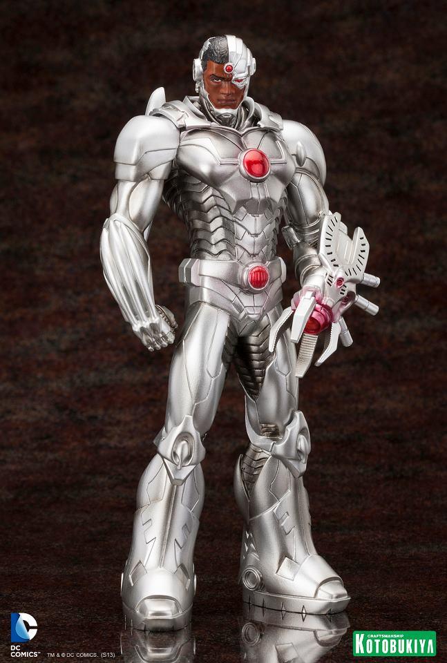 Cyborg Kotobukiya