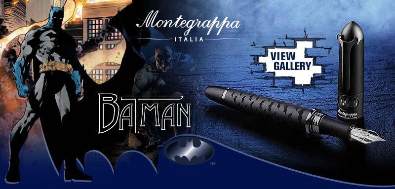 Batman Montegrappa