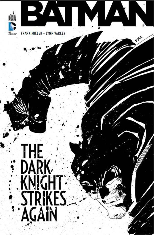 The Dark Knight Strike Again