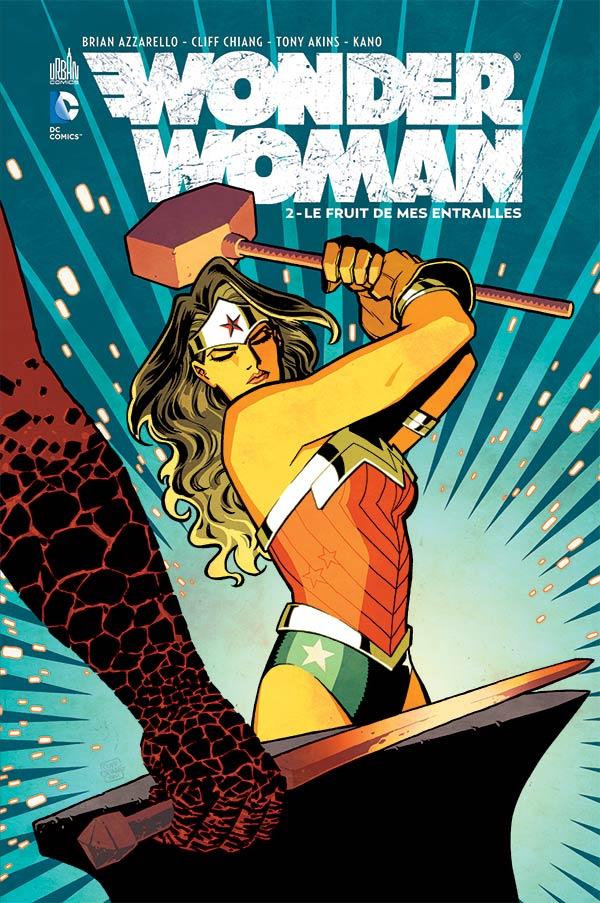 Review VF - Wonder Woman Tome 2 : Le Fruit de mes Entrailles 1