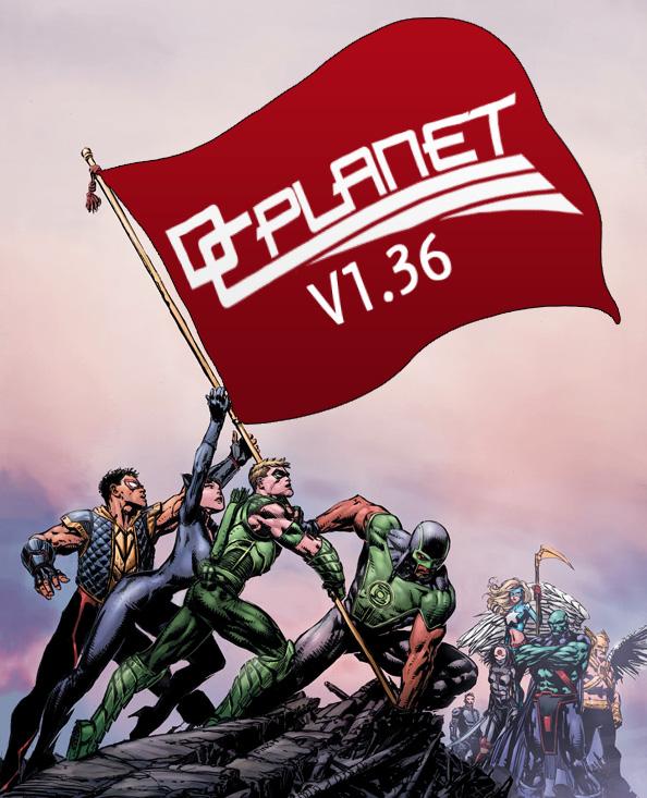 DC Planet JLA