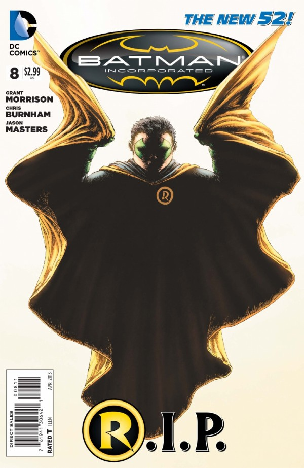 batman inc #8