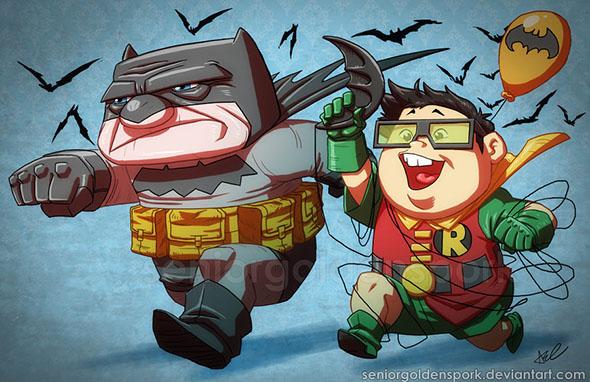 DC Fan Arts Batman