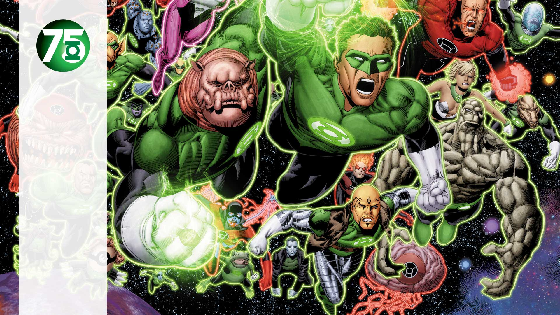 Par où commencer #1 - Green Lantern