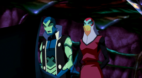 "[Review TV] Young Justice - S02E18 ""Intervention"" 2"