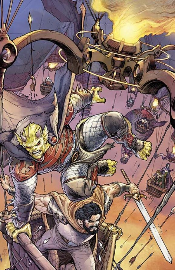 Demon Knights #23