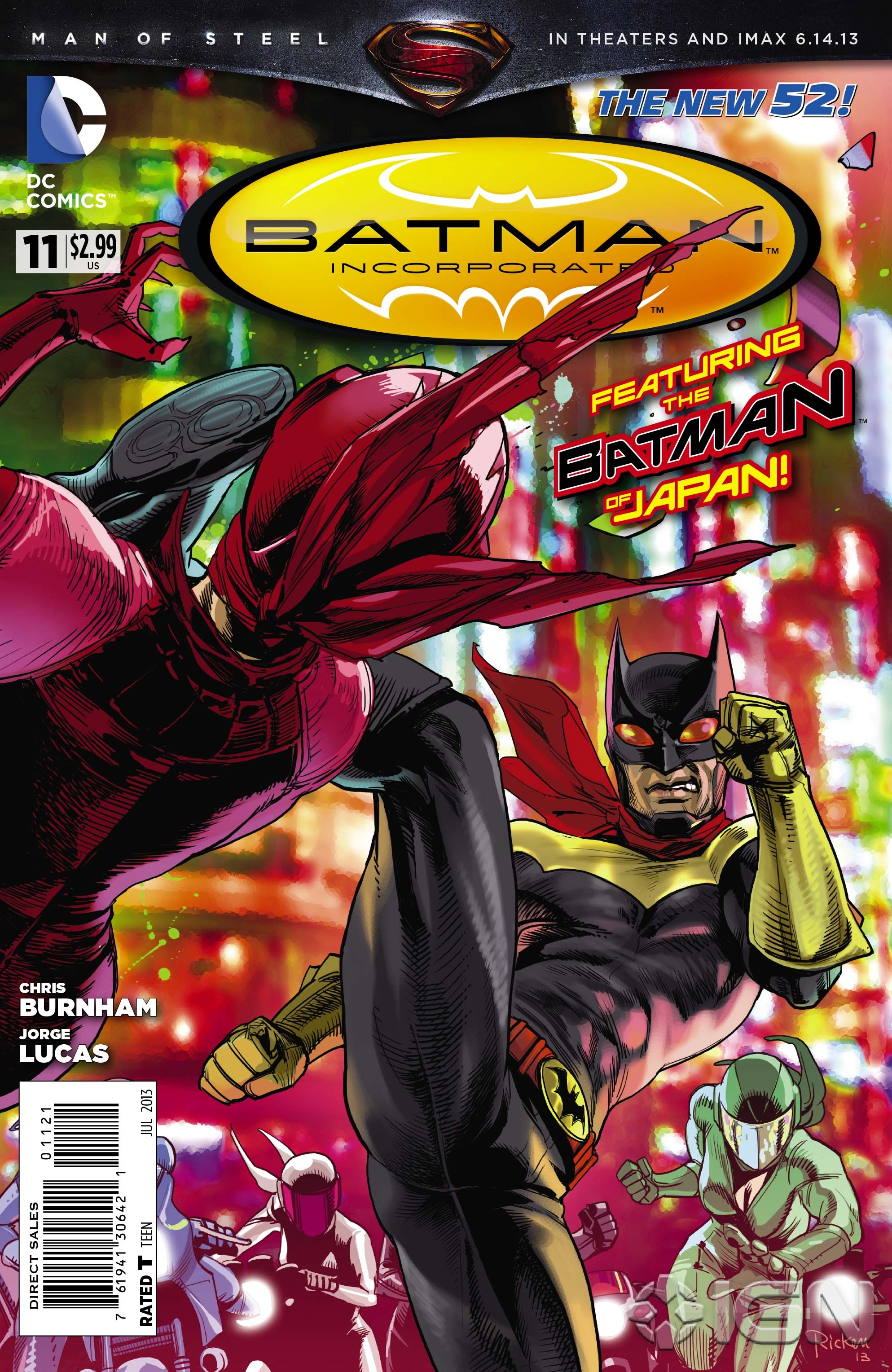 preview vo  batman incorporated  11