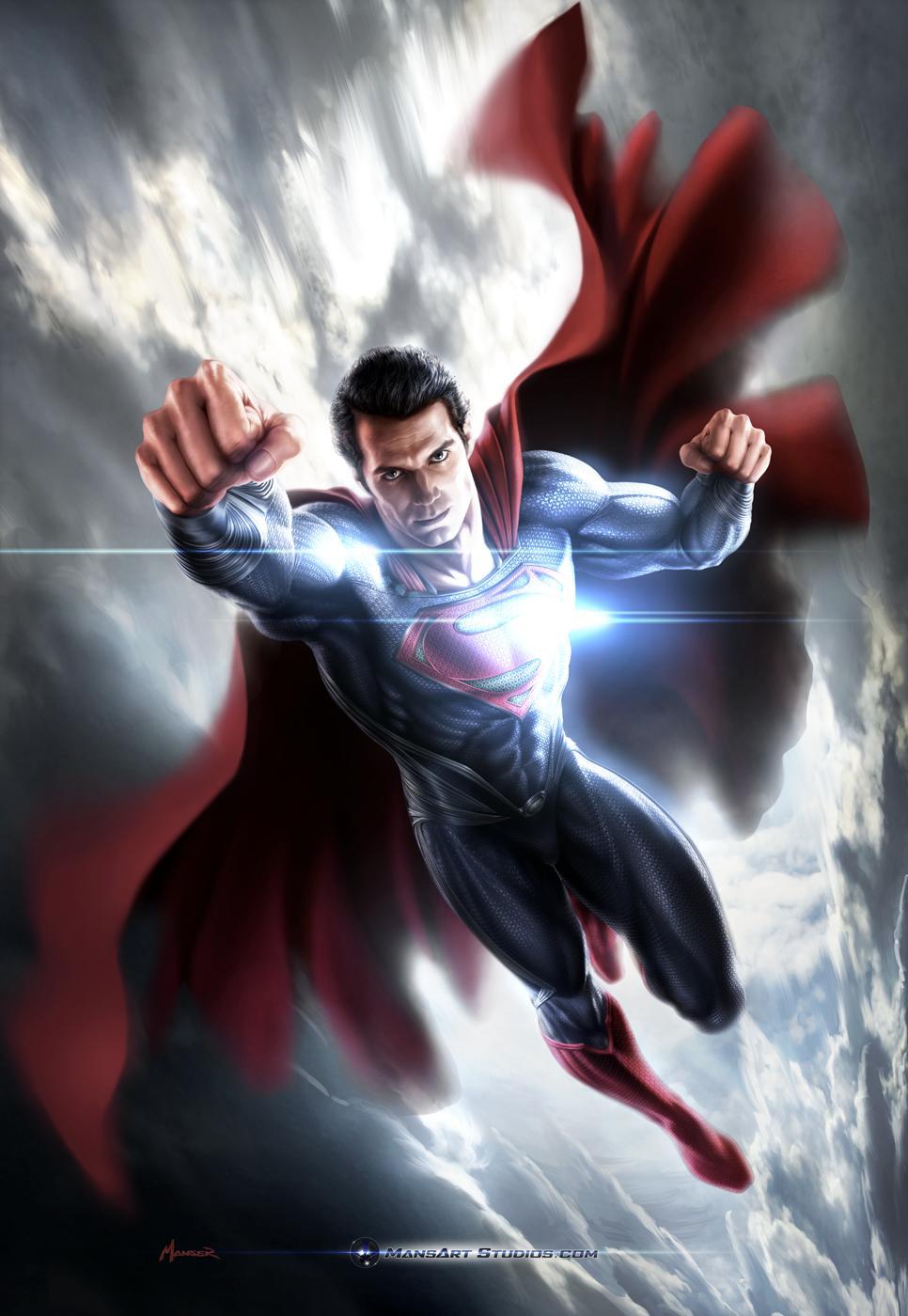 Superman Rises Ih7lA7c