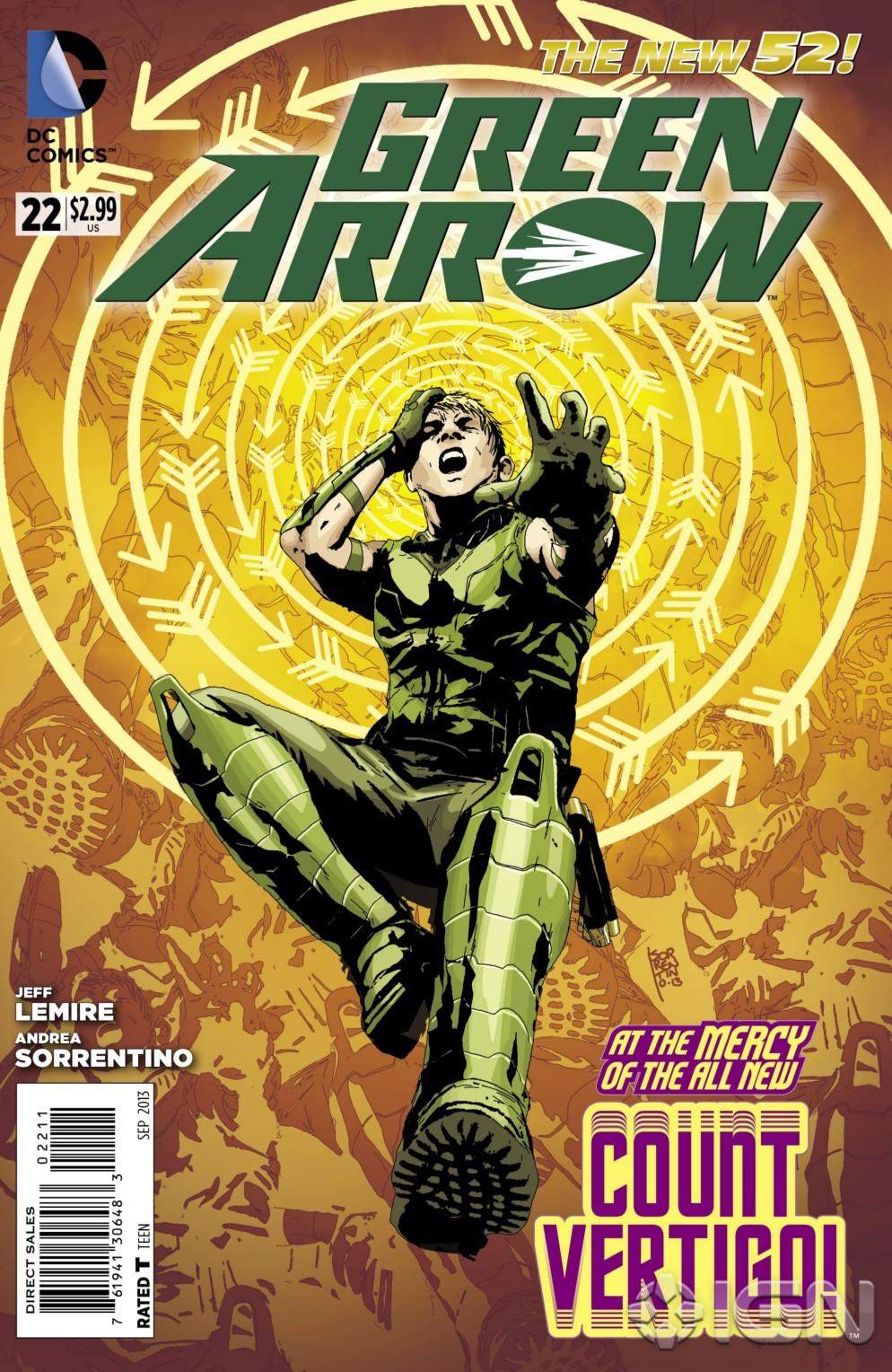 Green Arrow #22
