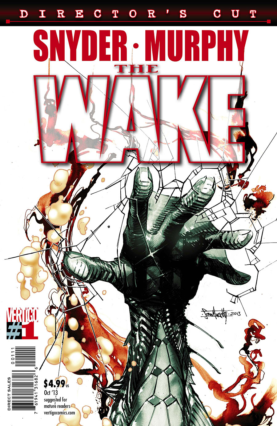 The Wake: Director's Cut #1