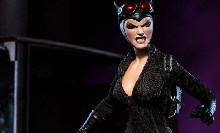 sideshow catwoman