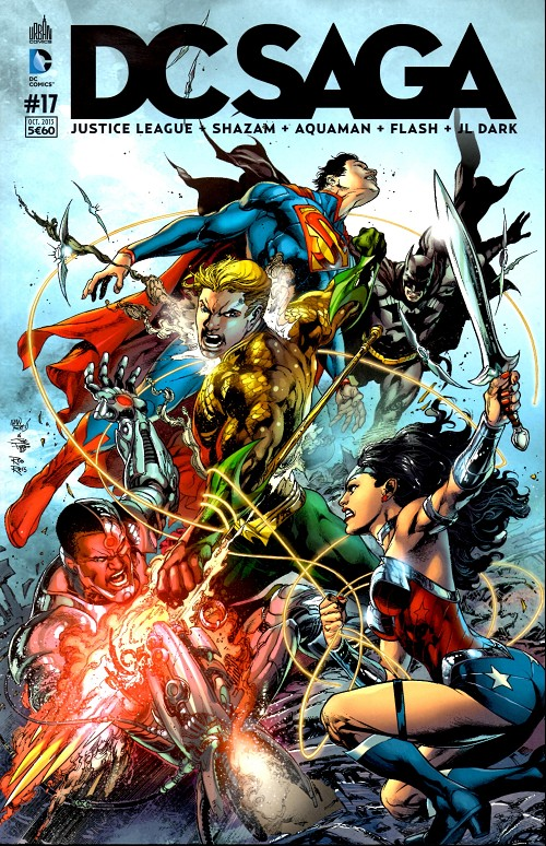Critique DC Saga #17