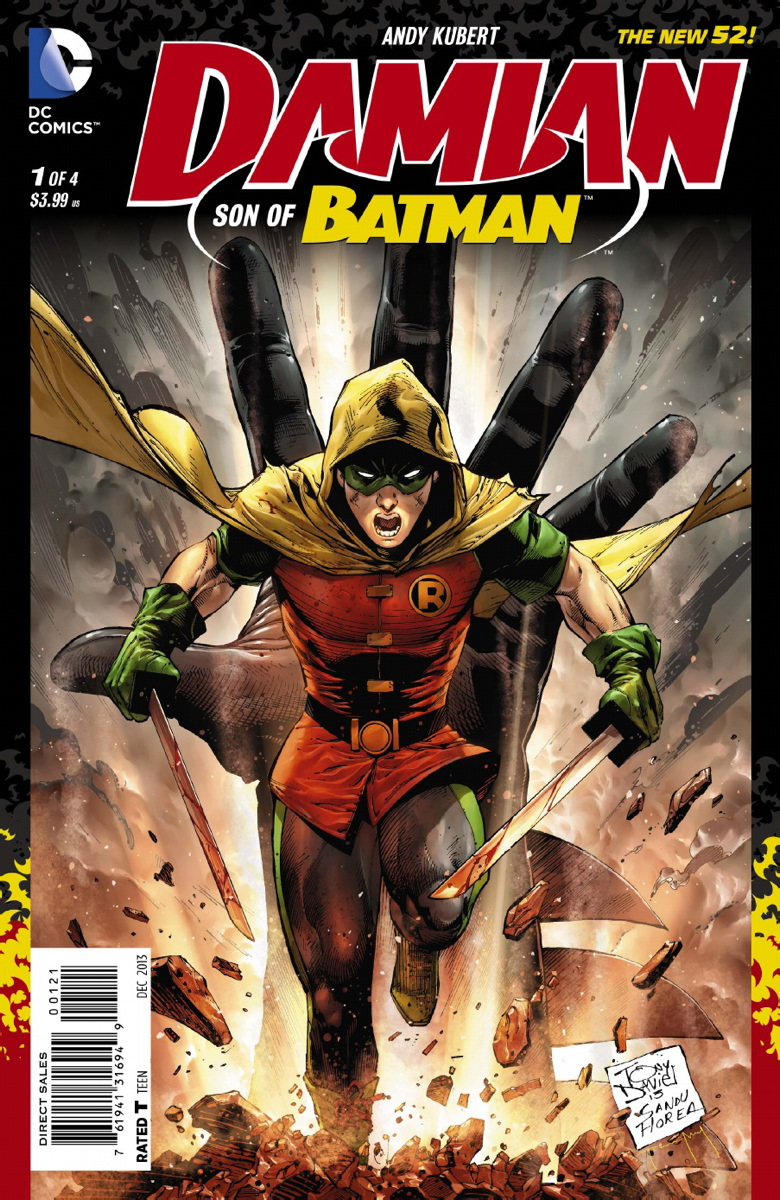 Damian : Son Of Batman #1