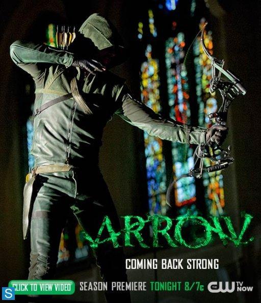 arrow tv com episode guide