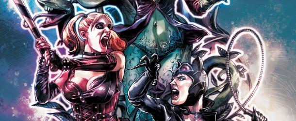 review vo  batman   arkham unhinged vol  2
