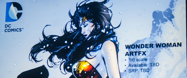 artfx+ wonder woman