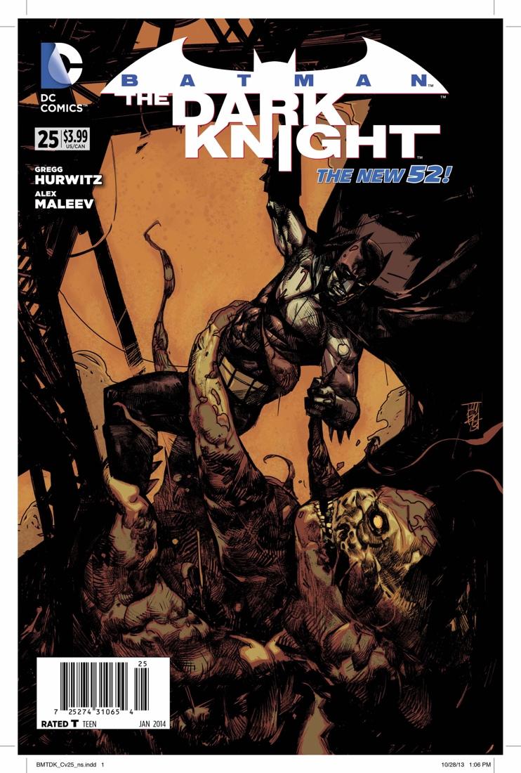 Batman : The Dark Knight #25 preview