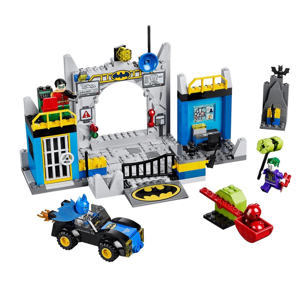 Building Toys For Teenage Boys : Des nouveaux visuels sets lego dc super heroes à venir