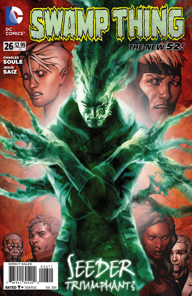 preview Swamp Thing #26