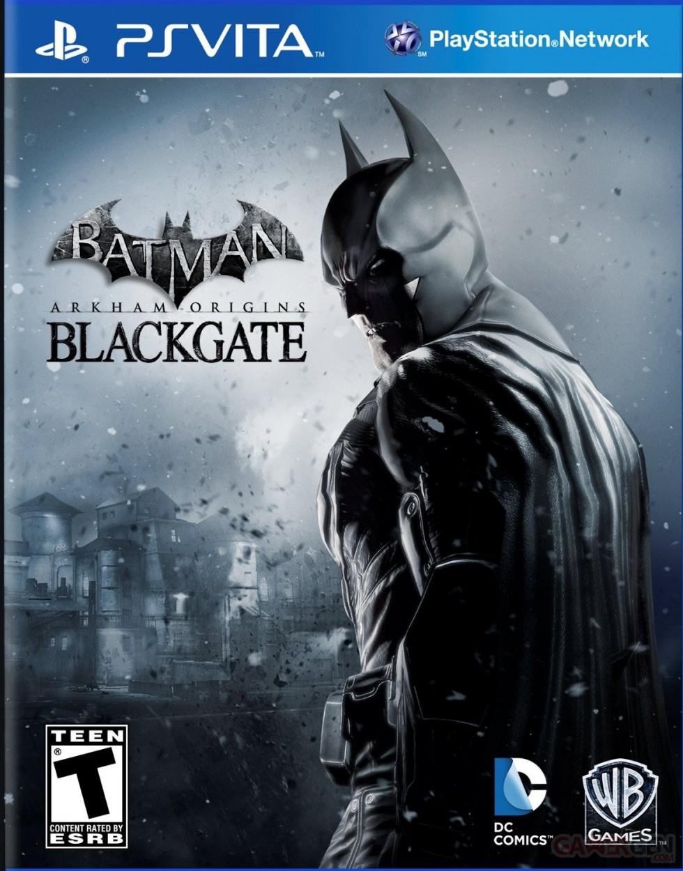 [Test] Batman : Arkham Origins Blackgate