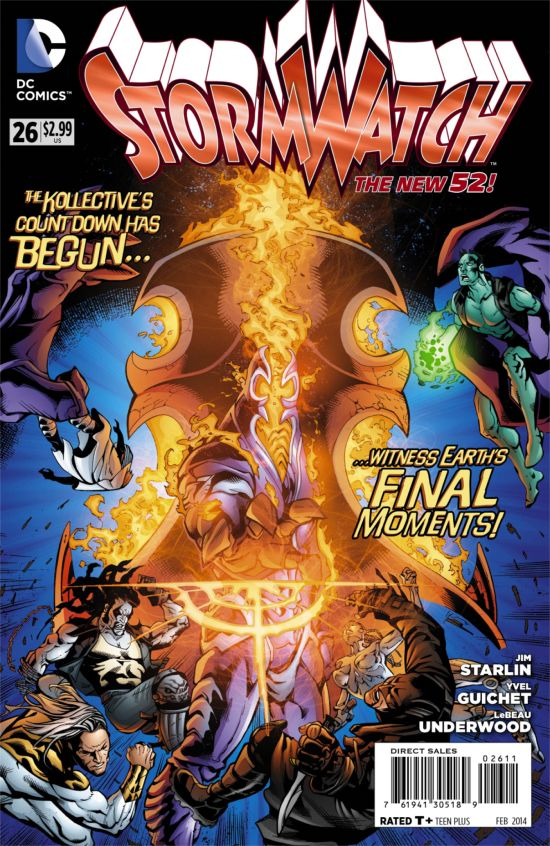 [Preview VO] Stormwatch #26