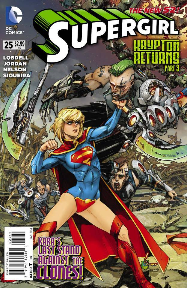 [Preview VO] Supergirl #25