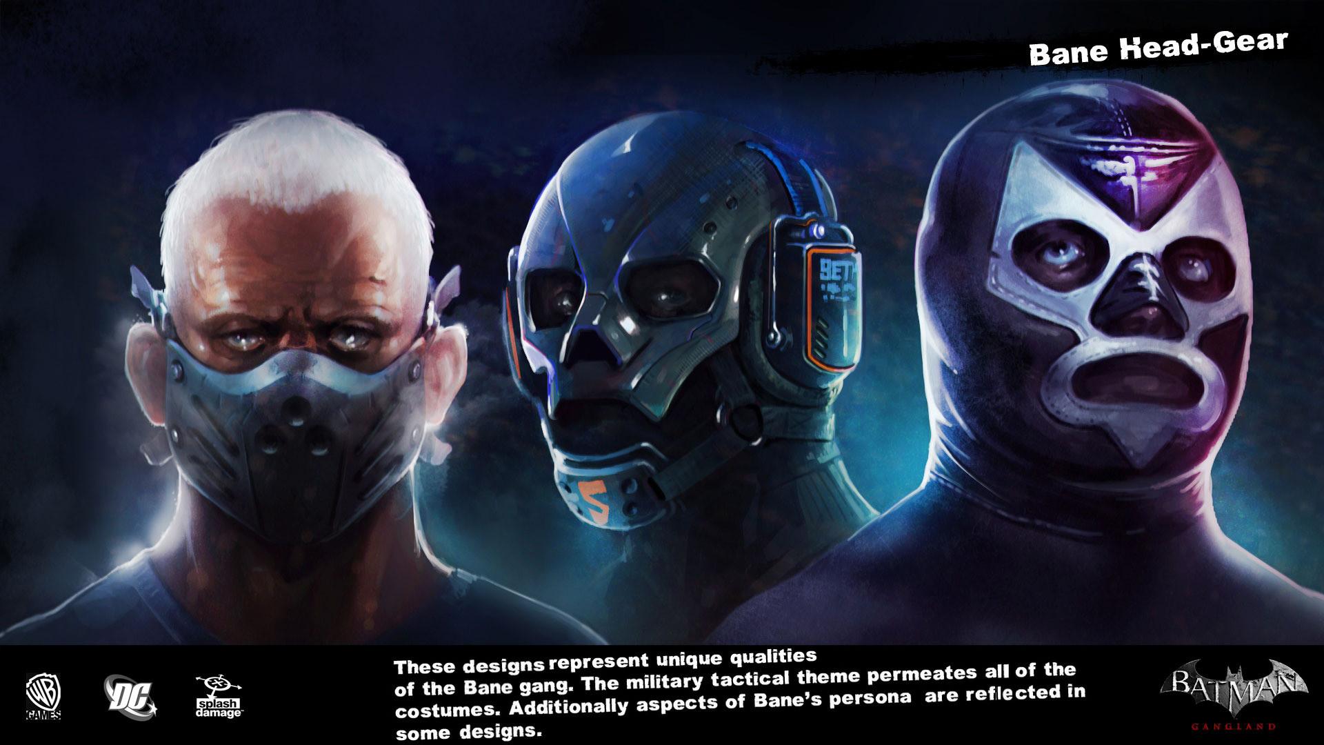 Batman arkham origins concept arts du gang de bane dcplanet on retrouve galement quelques concept arts de bane dans le mode campagne du jeu qui peuvent vous spoiler si vous ntes pas arrivs jusquau bout de voltagebd Gallery