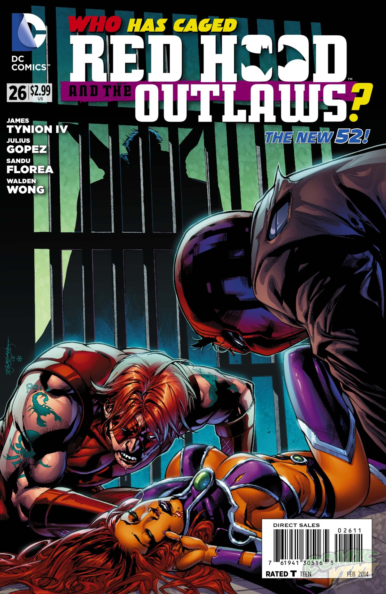 preview vo  red hood and the outlaws  26