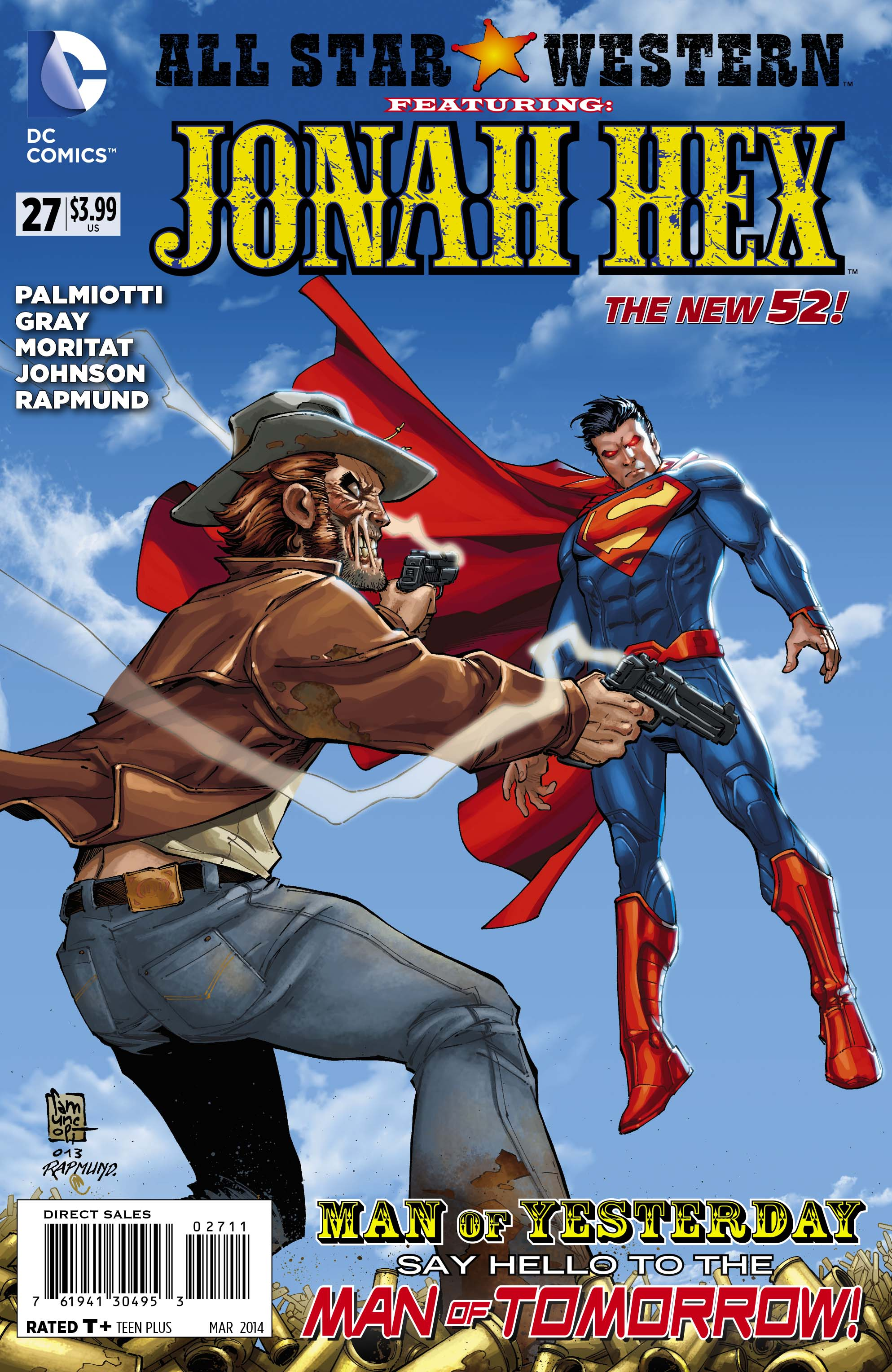 [Preview VO] All-Star Western #27