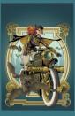 BATGIRL #28-steampunk