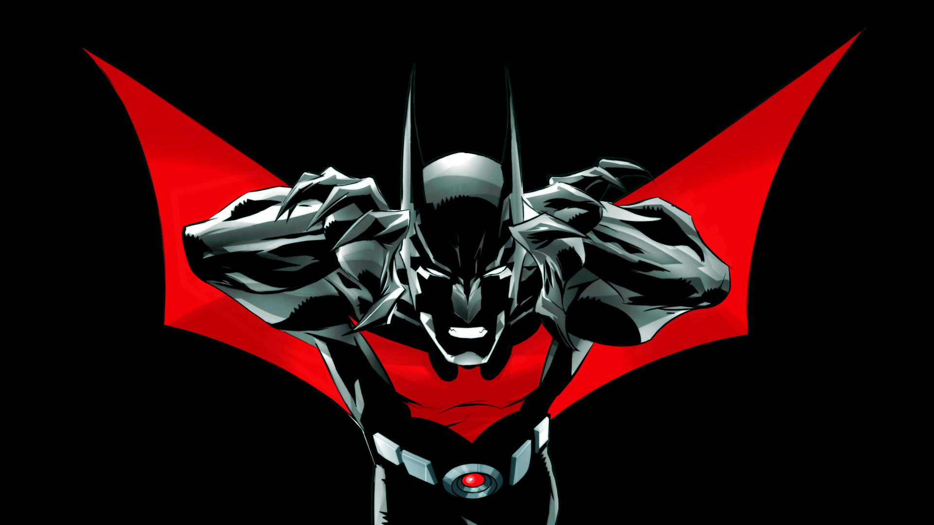 Terry Mcginnis Sera Bien Le Batman Beyond De New 52 Futures End