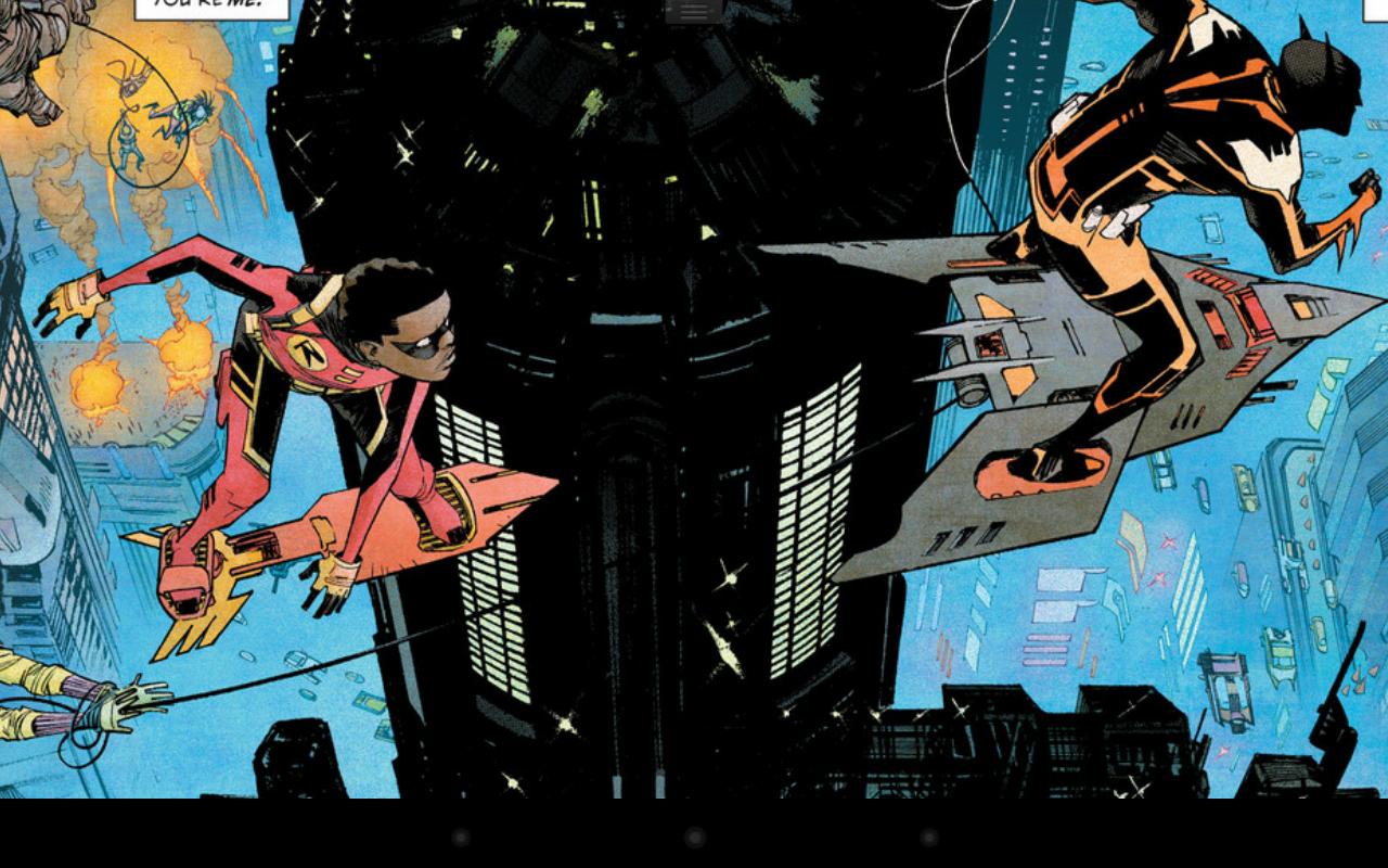 review Detective Comics #27