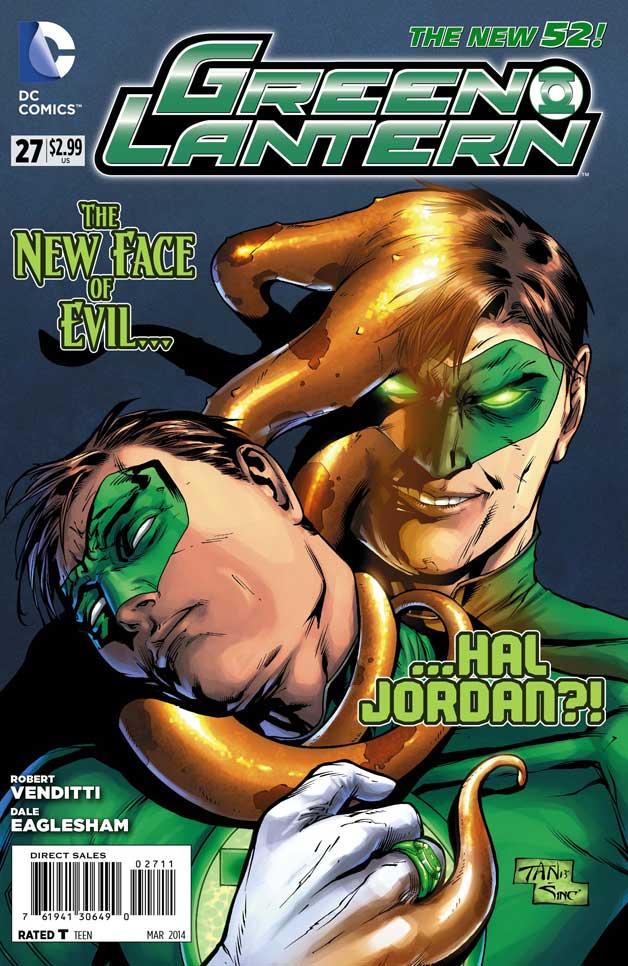 [Preview VO] Green Lantern #27