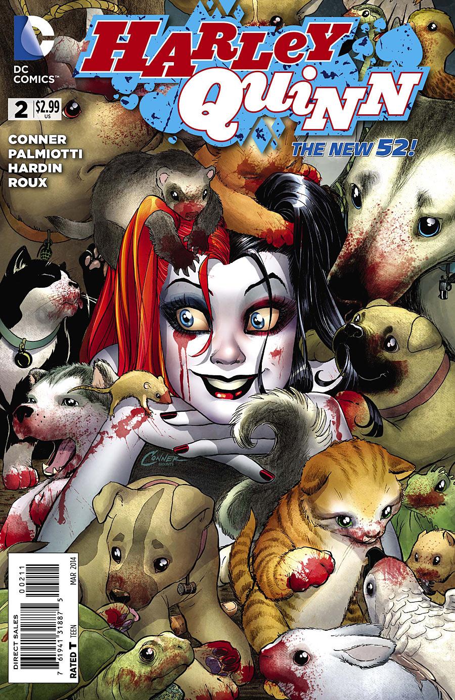 Preview Harley Quinn #2