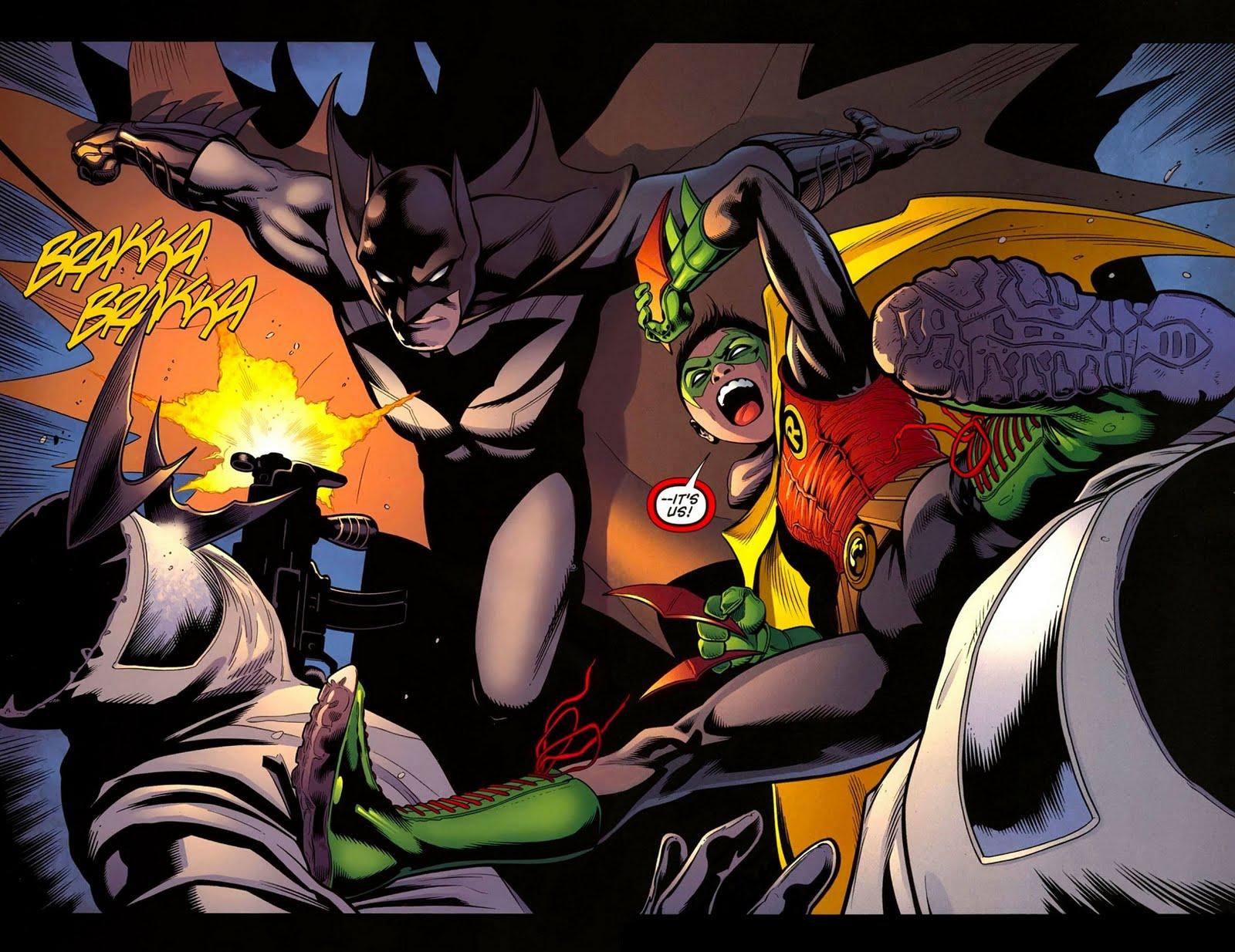 Batman et robin en librairie chez urban comics - Image de batman et robin ...