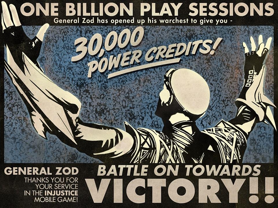 General Zod Injustice