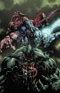 Forever Evil Arkham War #5