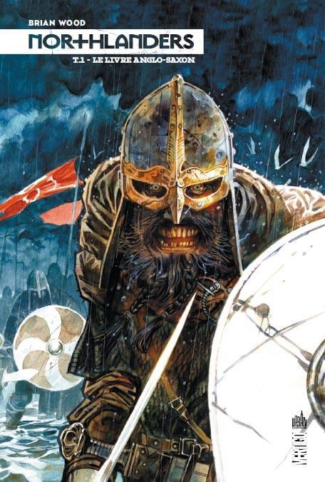 [Preview VF] Northlanders Tome 1 : Le livre Anglo-Saxon