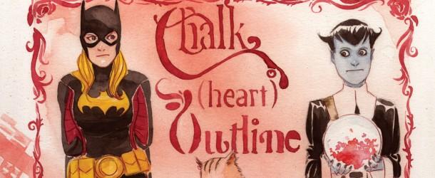 Showcase #2 : Chalk (Heart) Outline 1
