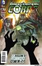 Green Lantern Corps #28