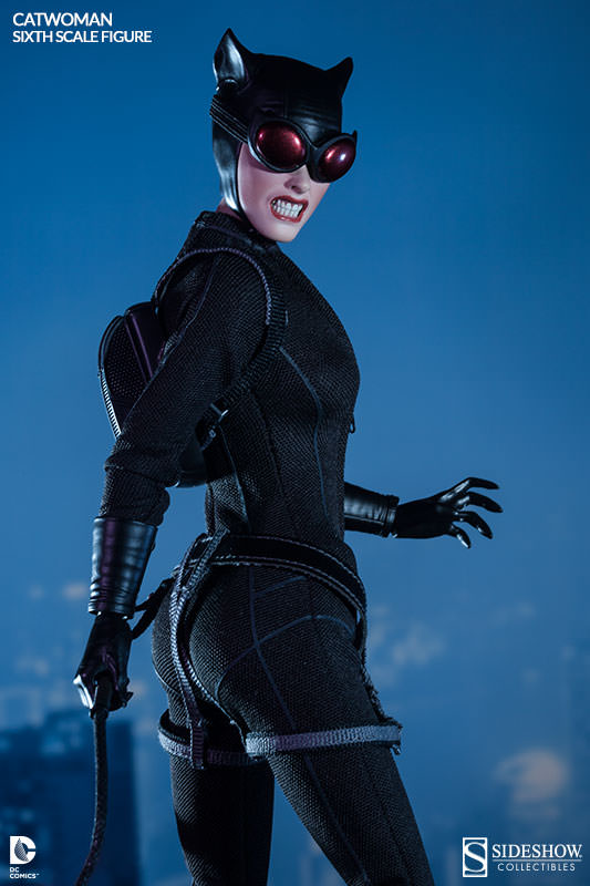 catwoman - sideshow collectibles