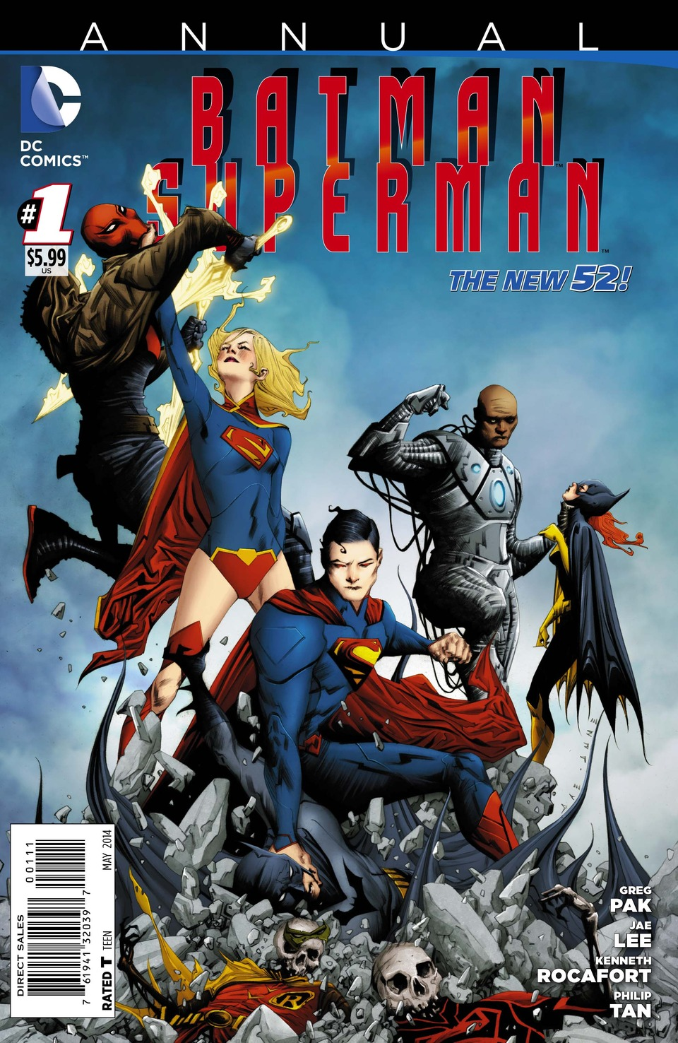 Superman/Batman Annual 2 DC 2008