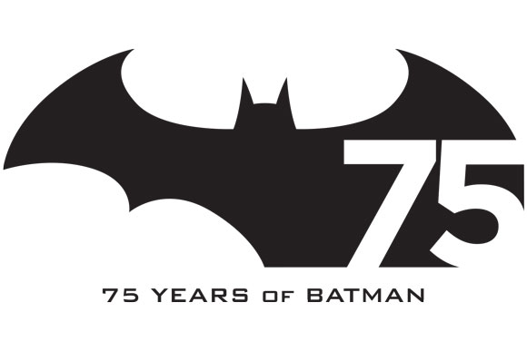 Batman 75 ans