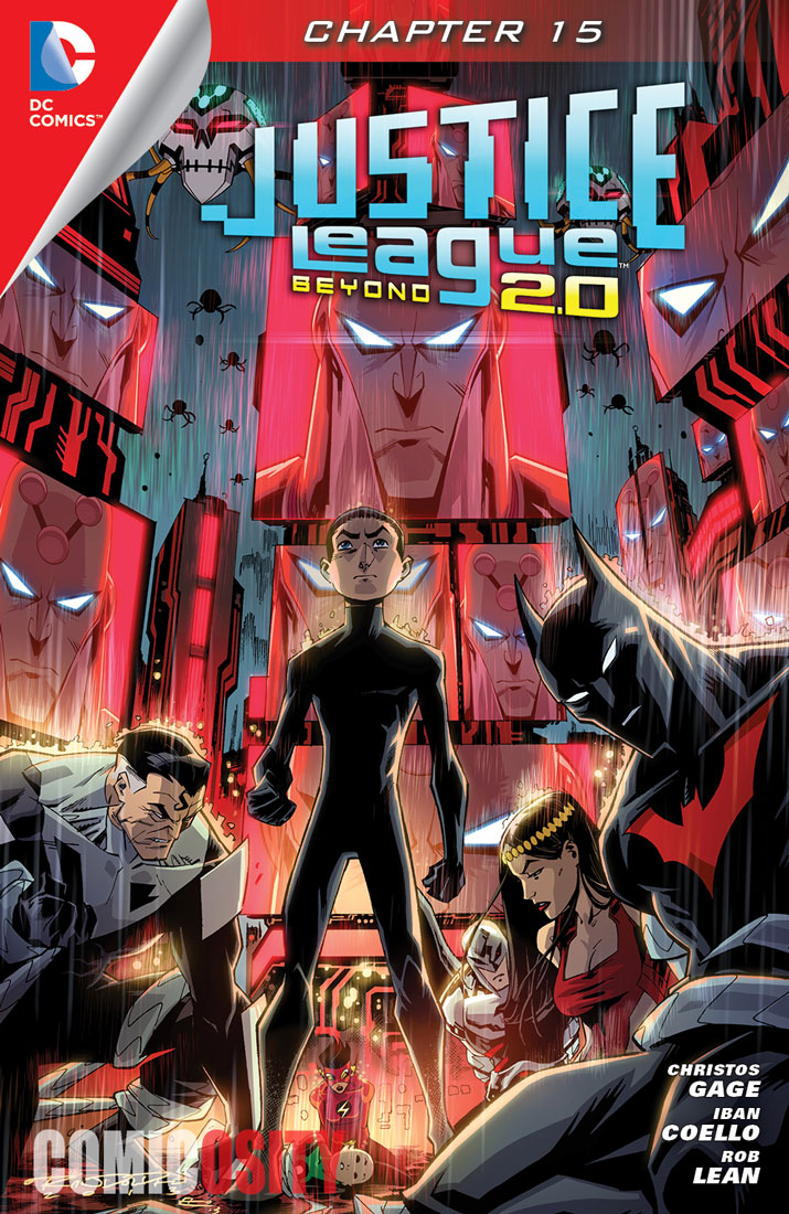 Preview Justice League Beyond 2.0 #15