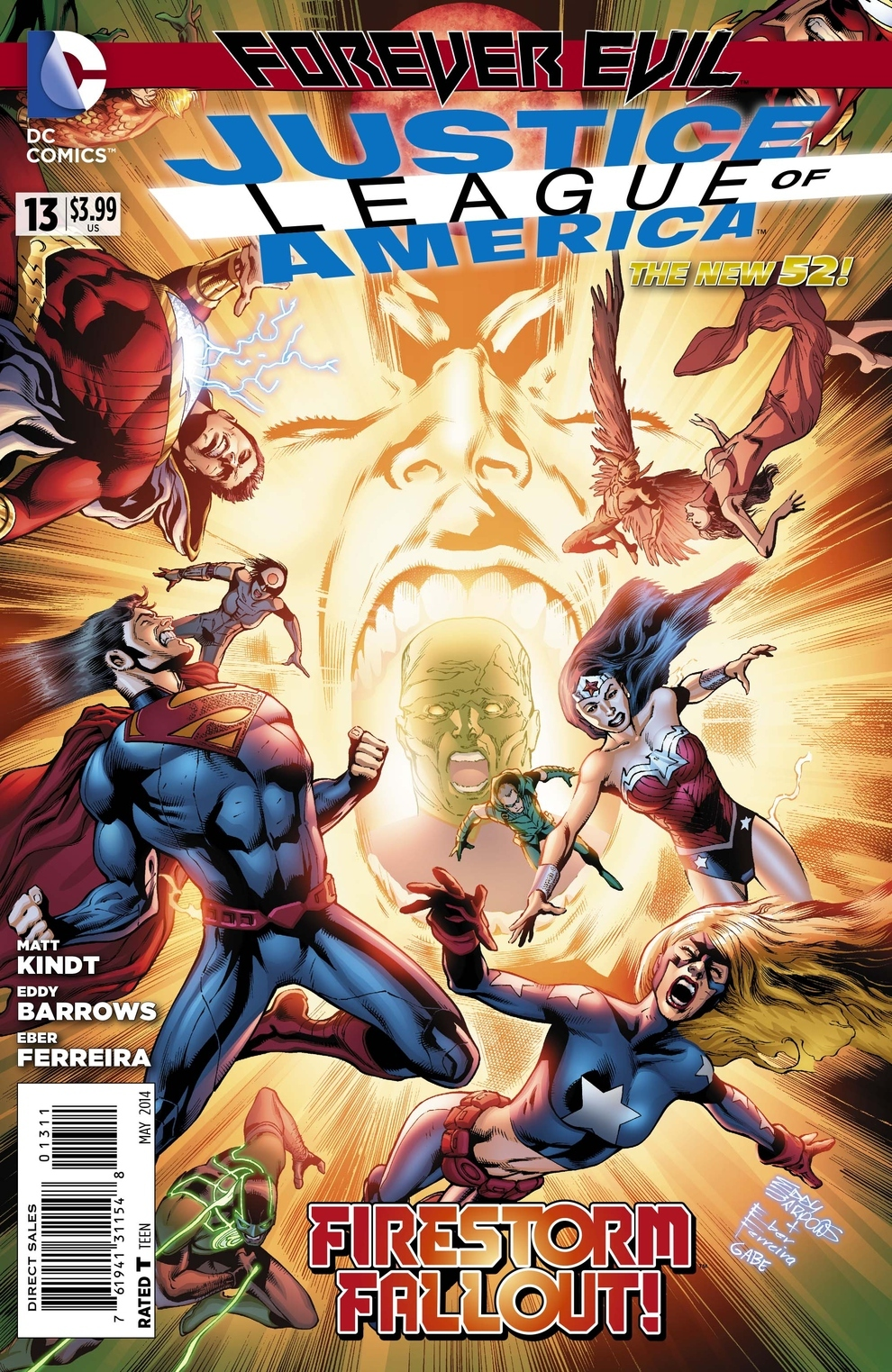 Preview Justice League of America #13