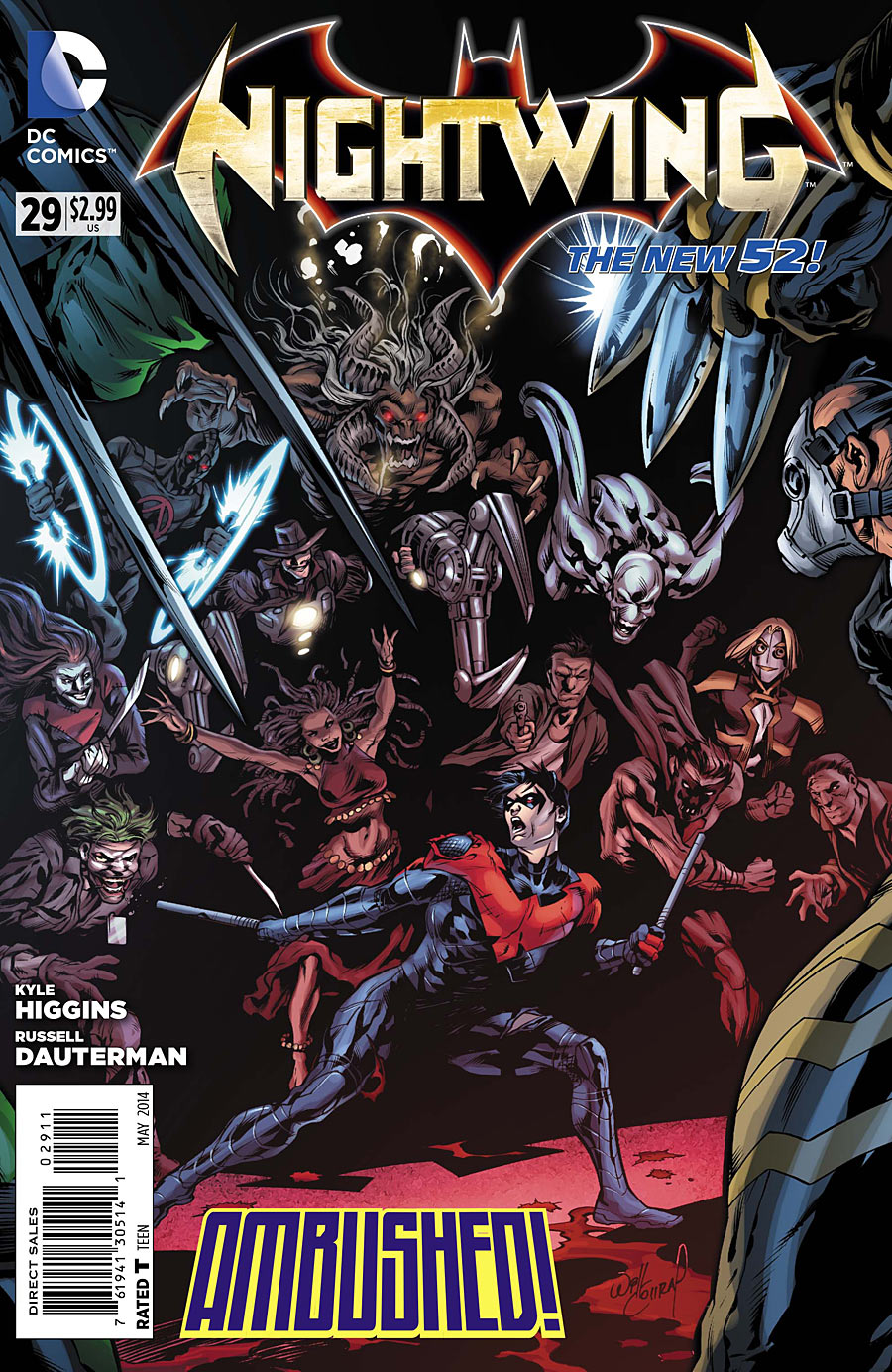 Preview Nightwing #29