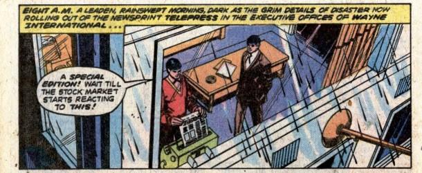 Showcase #5 : The Last Batman Story 1